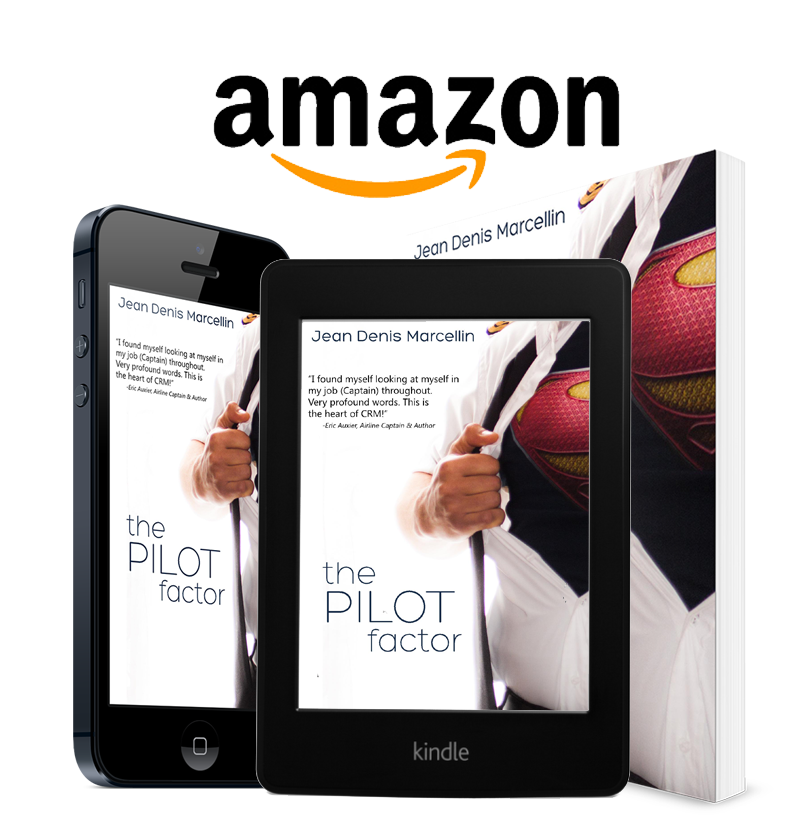 The Pilot Factor, CRM and Human Factors book